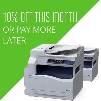 MFD Copier & Printer